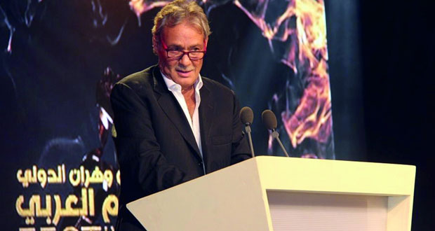 افتتاح مهرجان وهران الدولي للفيلم العربي في دورته التاسعة