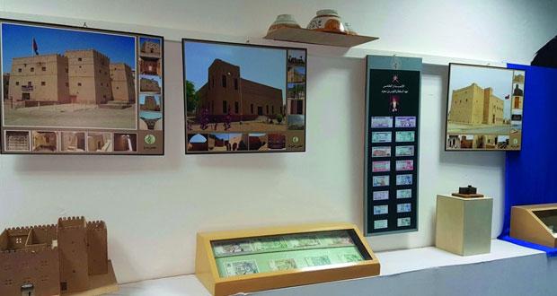 افتتاح المعرض التراثي (نبض التاريخ) بمهرجان صلالة السياحي