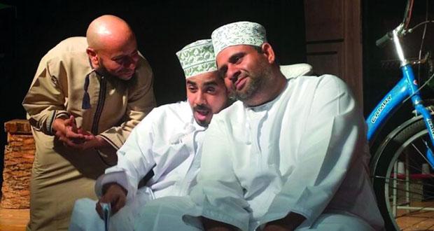 """اليوم .. فرقة الشهباء تعرض مسرحية """"بنت حارتنا"""" في مسرح نادي نزوى"""