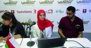 تكريم اعضاء الوفد العماني المشارك في الأسبوع الثقافي العماني بتونس
