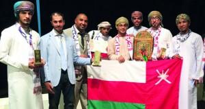 """""""درويش"""" تحقق 3 نتائج مشرفة في مهرجان الشباب العربي المسرحي في المغرب"""