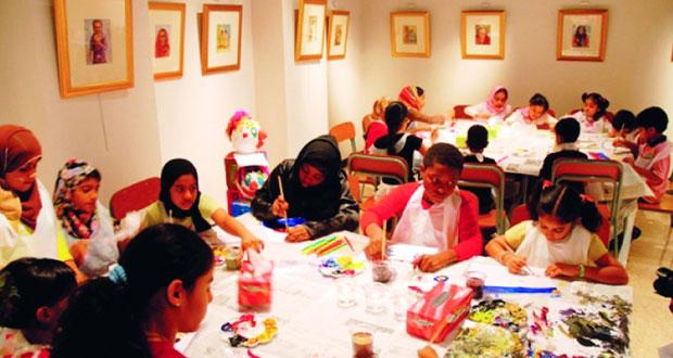 """""""بيت البرندة"""" يستعد لإفتتاح المركز الصيفي العاشر في 31 يوليو الجاري"""