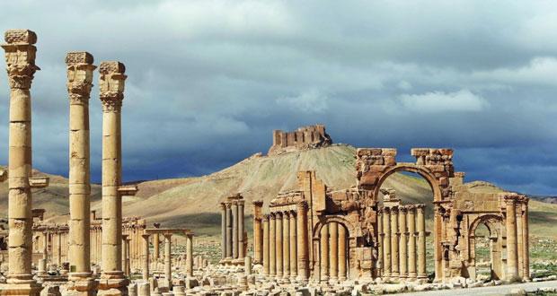 لجنة التراث العالمي غير راضية عن تقليد آثار تدمر بالطباعة ثلاثية الأبعاد
