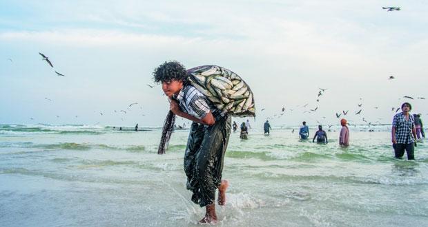 نمو متسارع في القطاعات الزراعية والسمكية