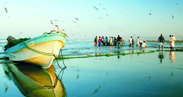 إصدار قرارين بإنشاء مراكز للتنمية السمكية ولائحة تنظيم استخدام شباك التحويط