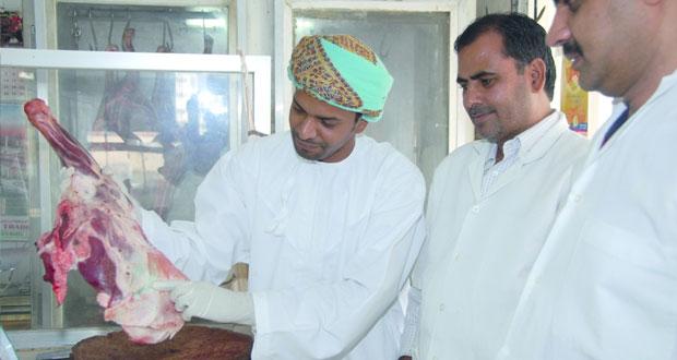 بلدية مسقط أنهت جاهزيتها لاستقبال عيد الفطر