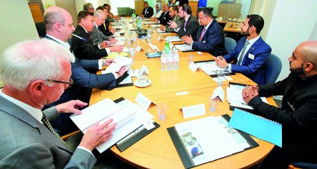 تنظيم لقاءات ثنائية تستهدف الترويج لقطاعي إدارة النفايات والخدمات اللوجستية في لندن