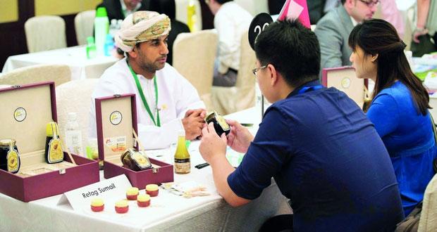 33 شـركة عمانية تبحث مزيدا من الفرص التصديرية إلى سنغافورة