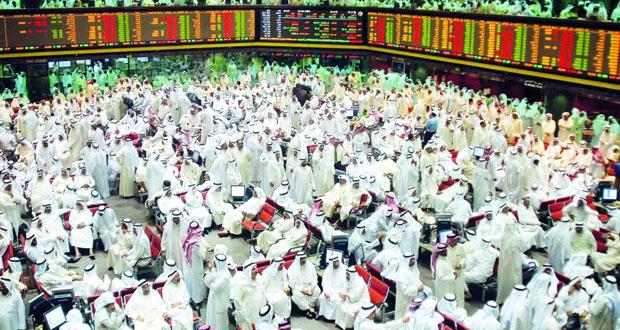 11.5 مليار دولار خسائر القيمة السوقية لأسواق الأسهم الخليجية