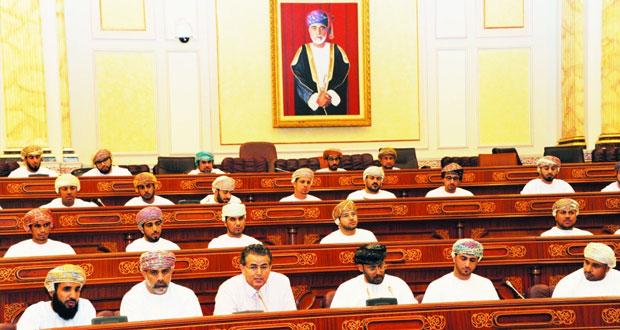 مجلس المناقصات يستعرض الإجراءات المتعلقة بنظام إسناد المناقصات الإلكترونية