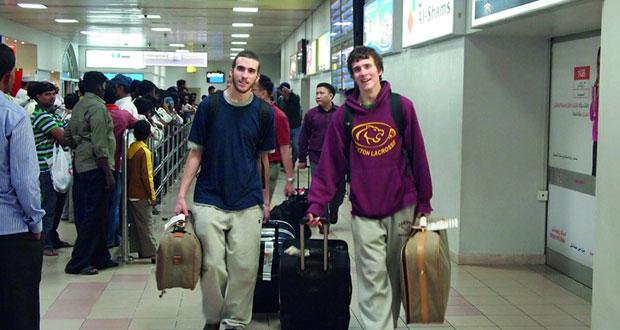 18% ارتفاعا في عدد المسافرين عبر مطار مسقط الدولي في يونيو الماضي