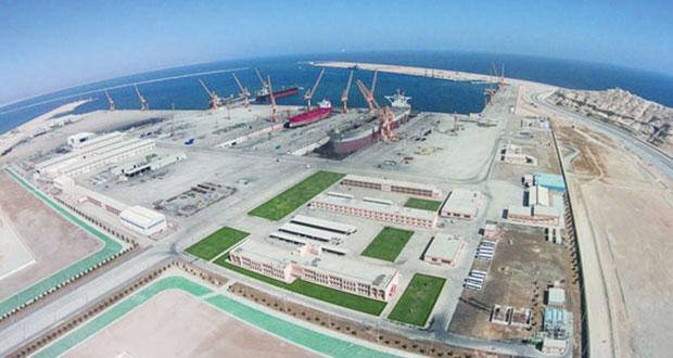 الدقم تستقبل باكورة الاستثمارات على مساحة 11.7 كيلومترا مربعا تشمل صناعات ثقيلة وخفيفة ومشاريع سياحية