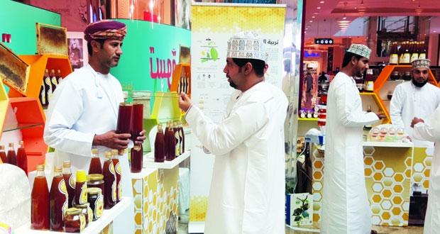 27 الجاري .. انطلاق سوق العسل العماني السادس