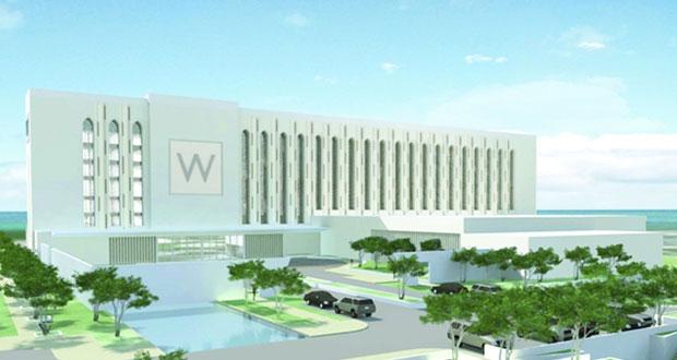 """""""عمران"""": مشاريعنا الفندقية تسير حسب الجدول الزمني وتدشين ثلاثة فنادق جديدة بين 2017 و2018"""