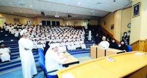 شرطة عمان السلطانية تختتم مسابقاتها الثقافية الرمضانية بفوز فريق إدارة موسيقى الشرطة بالمركز الأول