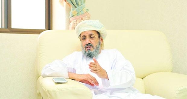 تعيين فضيلة الشيخ احمد السيابي عضواً عاملاً في أكاديمية آل البيت الملكية الاردنية