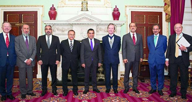مؤتمر جمعية الصداقة العمانية ـ البريطانية يختتم أعماله بلندن