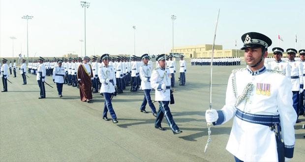 وزير التنمية الاجتماعية يرعى افتتاح وحدة شرطة المهام الخاصة بعبري