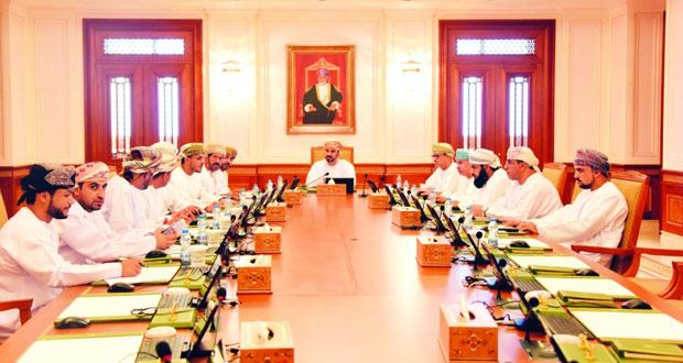 مكتب مجلس الشورى يناقش مرئيات العمل والموضوعات المحالة من الحكومة