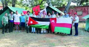 تواصل فعاليات اللقاء الكشفي الـ20 للجوالة العرب بالمغرب