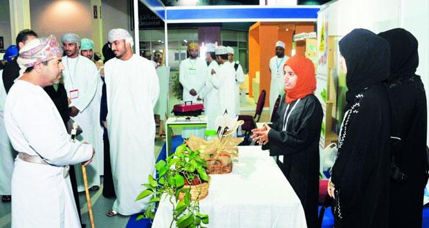 انطلاق معرض مؤسسات التعليم العالي بمركز عمان الدولي للمعارض