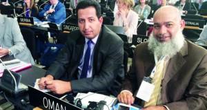 السلطنة تشارك في اجتماع الدورة الأربعين للجنة التراث العالمي بتركيا