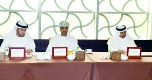 مجلس الشورى يشارك في اجتماع لجنة التطوير والتدريب المشترك لمجالس الشورى والنواب والوطني والأمة بالامارات