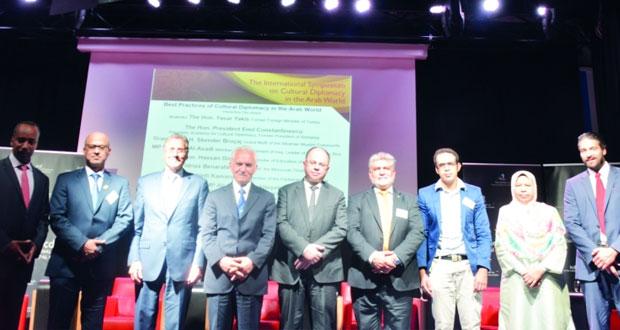 """""""الشورى"""" يشارك في الندوة الدولية للدبلوماسية الثقافية في العالم العربي ببرلين"""