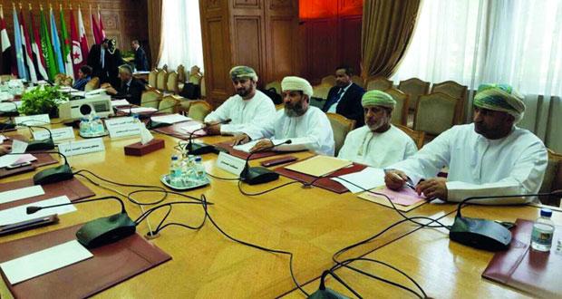 """السلطنة تشارك في """"إعداد مشروع البروتوكول العربي لمكافحة الاتجار بالبشر"""" بالقاهرة"""