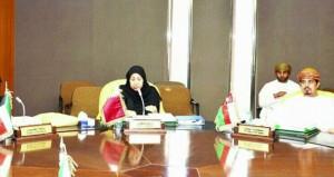 العدل تشارك في اجتماع مسؤولي إدارات التعاون الدولي بدول المجلس بالرياض