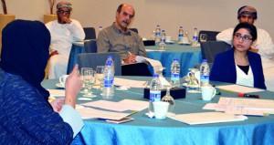 اللجنة الوطنية للشباب تعقد لقاءً تشاورياً مع مجموعة من المؤسسات المعنية بالشباب
