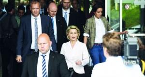 ألمانيا تريد دورا عسكريا أكبر على الساحة الدولية وتلمح الى التهديد الروسي