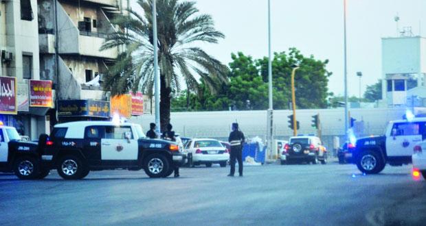 السعودية : انتحاري يفجر نفسه قرب القنصلية الأميركية بجدة .. ولاضحايا