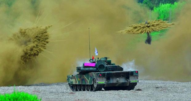 كوريا الجنوبية تكثف حملتها الدعائية على الحدود مع الشمالية