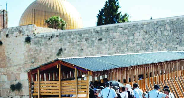 اقتحامات وتدنيس لـ«الأقصى» وسط حماية من قوات الاحتلال
