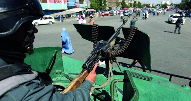 أفغانستان: قتلى من (داعش) بغارة جوية .. وغني يدعو طالبان إلى السلام