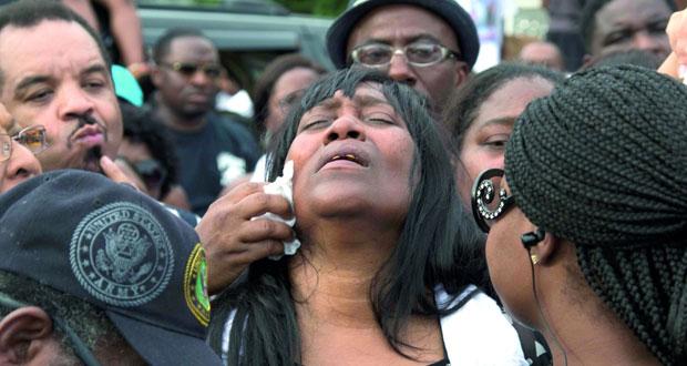 أميركا: احتجاجات عقب مقتل ثاني أميركي من أصول أفريقية على يد الشرطة خلال 48