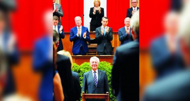 الرئيس النمساوي يترك منصبه دون أن يخلفه مرشح منتخب