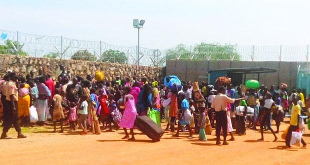 جنوب السودان: القتال يهدد بالانزلاق مرة أخرى إلى حرب أهلية