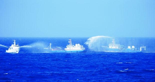 أزمة بحر الصين: بكين تهدد الخصوم إذا ما تعرضت للاستفزاز ومانيلا تطالبها باحترام القرار التحكيمي
