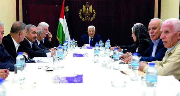 مركزية فتح تناقش الوحدة الوطنية والتعاطي مع (الرباعية الدولية)