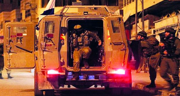 الاحتلال يصعد من قمعه خلال اعتداءاته على أهالي دورا بالخليل