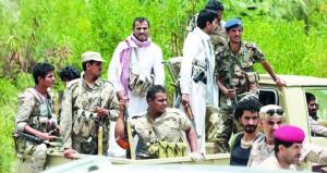 اليمن : هادي يزور مأرب ويعد بتحرير صنعاء
