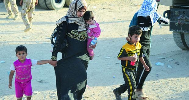 العراق: أميركا تدفع بـ560 عسكريا إضافيا لمعركة الموصل .. وسيطرة عشائرية بالفلوجة