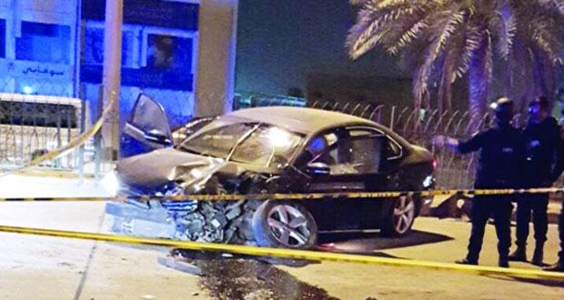 البحرين: مقتل امرأة وجرح 3 أطفال في انفجار إرهابي بالعكر الشرقي