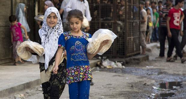 الجيش السوري يشن غارات على تجمعات لداعش بأرياف حمص وسلمية ودير الزور