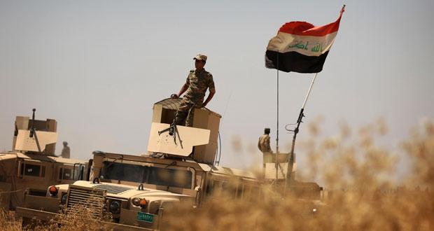 العراق يعلن انطلاق عملية تحرير «الدولاب» بالأنبار