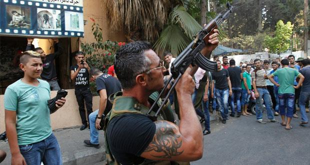 استنفار أمني بلبنان لوقف اطلاق الرصاص في المناسبات
