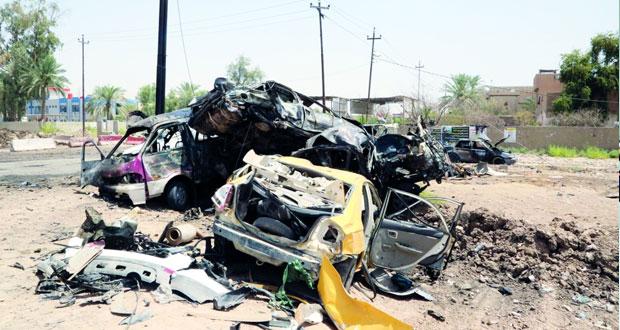 العراق: (مفخخة) تحصد 16 قتيلا وداعش يتبنى
