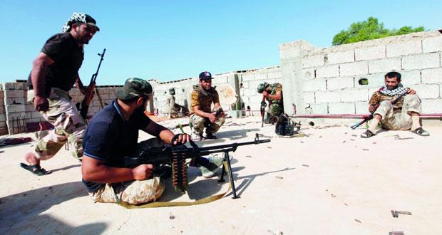 ليبيا: حرب شوارع في سرت وقوات (الوفاق) تسيطر على مواقع استراتيجية